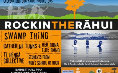 Rockin the Rahui Concert